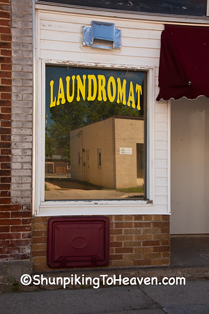 Laundromats and Dry Cleaners