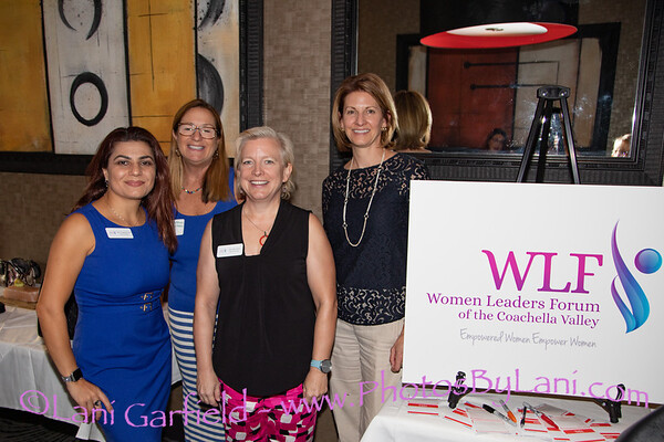 Women Leaders Forum Walk Right Up Opening 9/12/19
