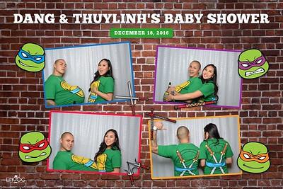 Dang & ThuyLinh's Baby Shower 12/18/16