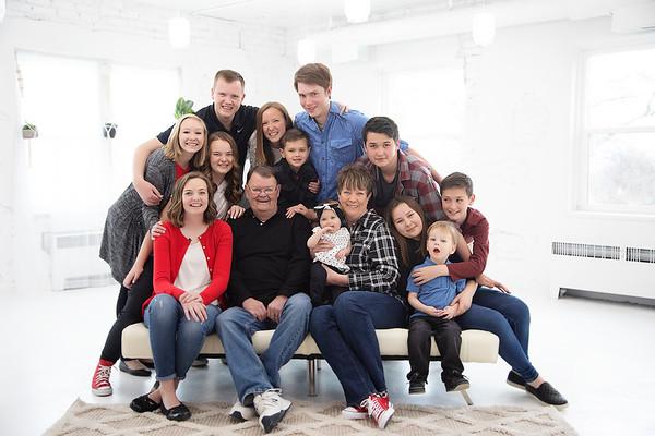 Jensen Family - 2019