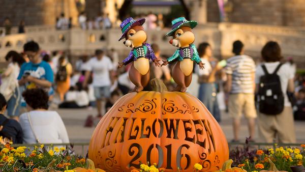 Tokyo Disney Resort, Tokyo Disneyland, Halloween
