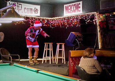 Greenlake Lanterns and Baranof Karaoke