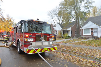 Dearborn - House Fire- Denwood