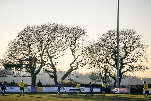 New Milton Town - Fawcetts Field