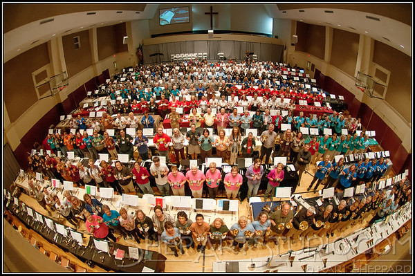 Area 4 Handbell Musicians of America, 5th Florida State Festival