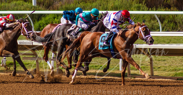 Del Mar Race Day 2018
