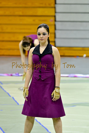 Francis Howell North HS Winter Guard