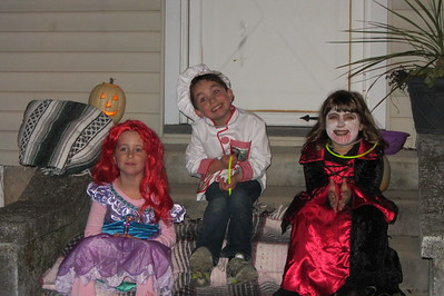 10-31 Trick or Treat