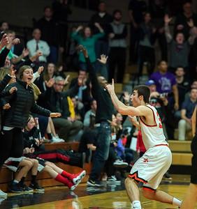 St. Charles East vs. St. Charles North Boys Basketball