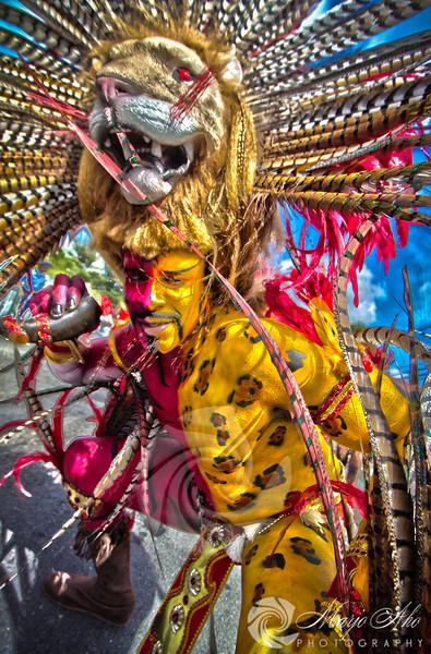 St. Croix Festival Parade 2011