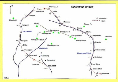 Annapurna 1986
