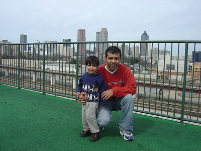 02-2004 Atlanta with Amit & Sashti