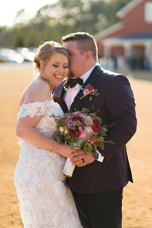 Kaity & Zach :: Carrollock Farms Wedding :: AO&JO Photography & Videography (Raleigh Wedding Photographer)
