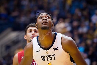 35211 Men's Basketball vs Texas Tech January 2019