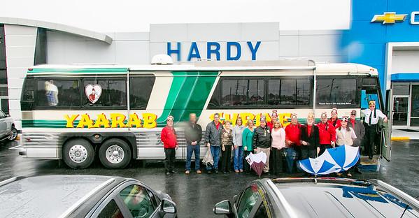 Hardy Bus