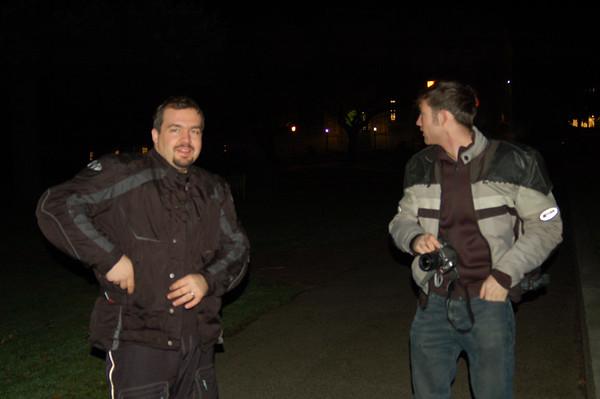 2007-1-29  UW night ride