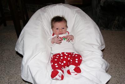 Bailey's First Christmas