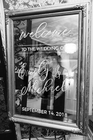 Emily & Michael's Wedding