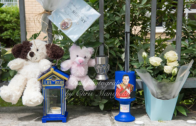 May 21st 2017 Fusilier Lee Rigby 4th anniversary