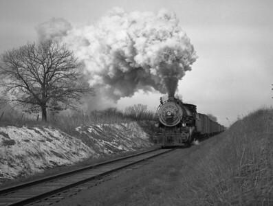 CRI&P—Steam Locomotives/Trains