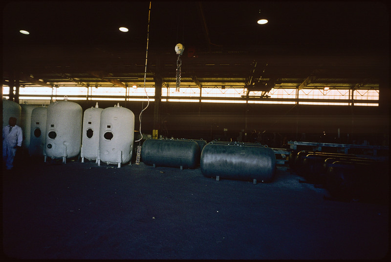Hanson Tank, Vernon, 2004