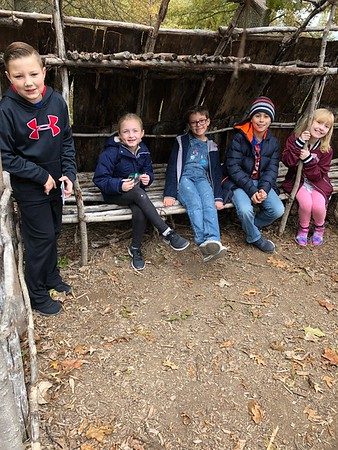 3rd Grade Field Trip to Sauder Village 2018
