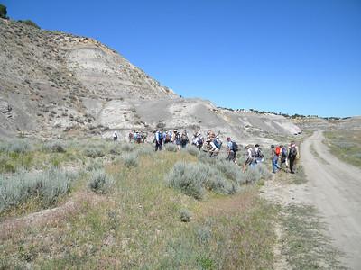 Big Cedar Ridge Field Trip - 6 Aug 2011