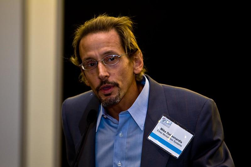 Ether Modulation Systems, Mike DeLeonardis