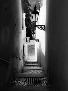 Bratislava in Black and White