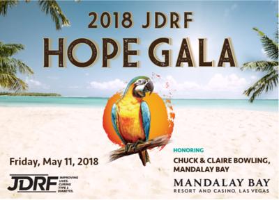 2018 JDRF Hope Gala