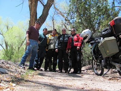 2010 New Mexico and Arizona Adventure Ride