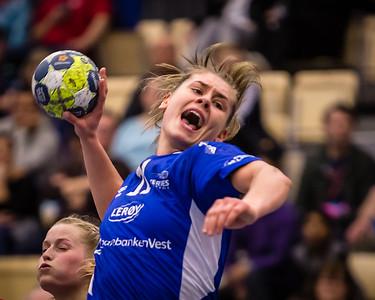 Tertnes vs Byåsen, 19. February 2017