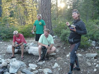 Riding/Camping with Neighborhood Dirt Bike Crew