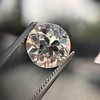 2.63ct Old European Cut Diamond GIA K VS1 6
