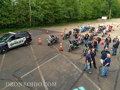 Nordonia Hills Veteran's Memorial Park Motorcycle Run