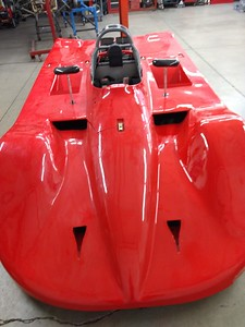 """B-2 Terrier"" Sports Racer For Sale"