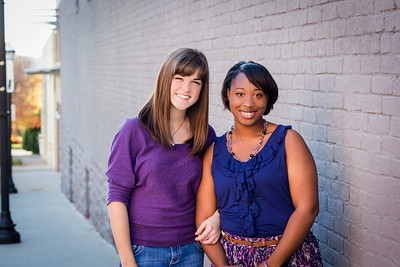 Maggie and Terrina