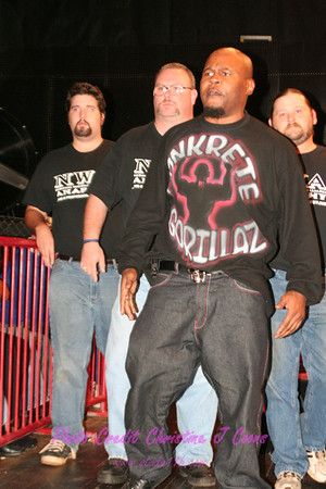 08 Derrick Driver & Steven Walters vs The Anger Alliance (Don Matthews & Brandon Phoenix with Brodie Chase)