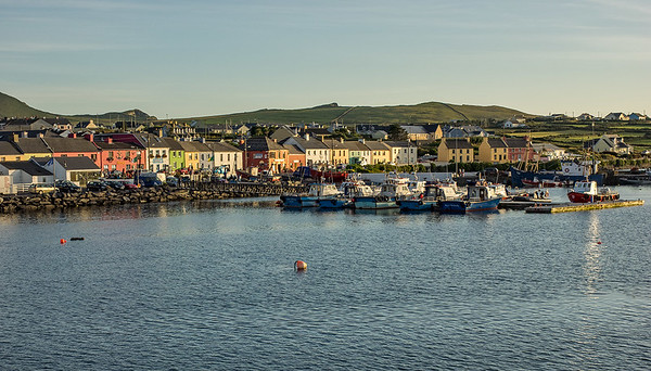 Portmagee Town