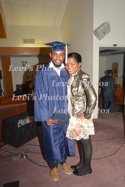 Harper Academy Graduation 2015