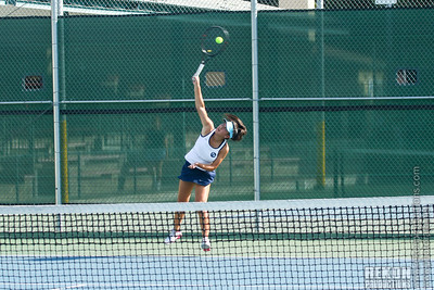 FP Girls Tennis 09/28/16