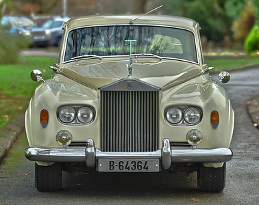 1964 Rolls Royce Silver Cloud 3