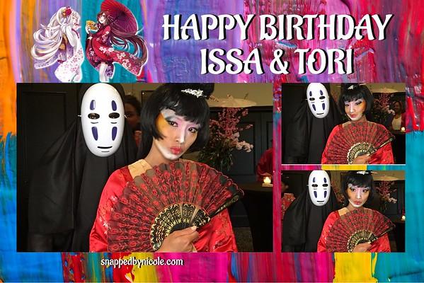 Happy Birthday Issa & Tori 5.19.19