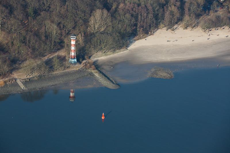 Leuchtturm Falkensteiner Ufer