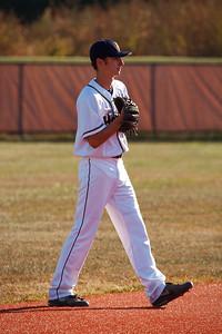 ND Baseball Fall 2014