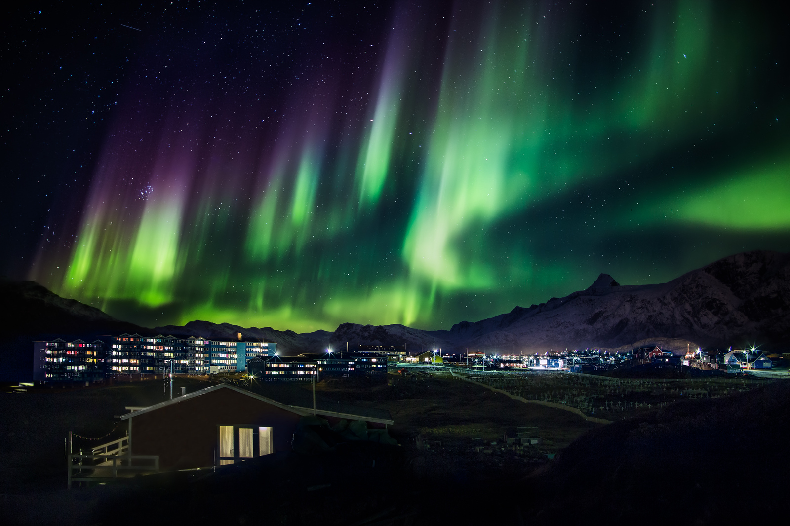 The 10 Best Places to See the Northern Lights