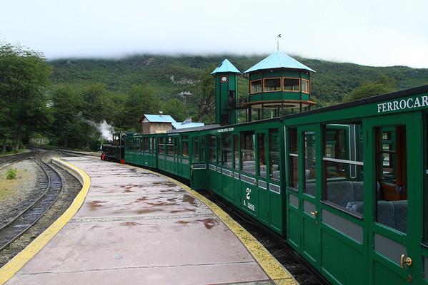Ushuaia - End of the World Train | 2014 | January 8th 2014