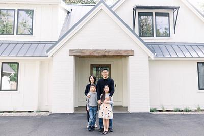Samantha Kim Family Fall 2019