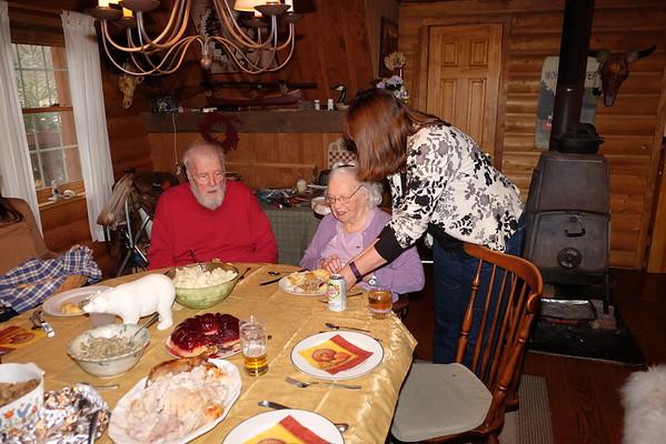 Thanksgiving at Bills