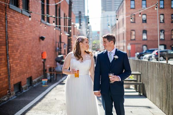 Faith + Brian: Wedding